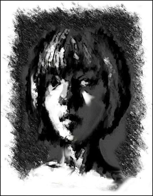 Танюкевич В. Контрастный портрет