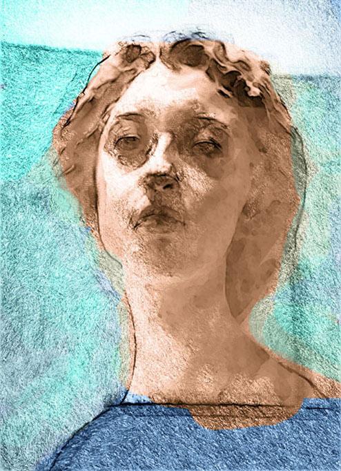 Танюкевич В. Женский портрет