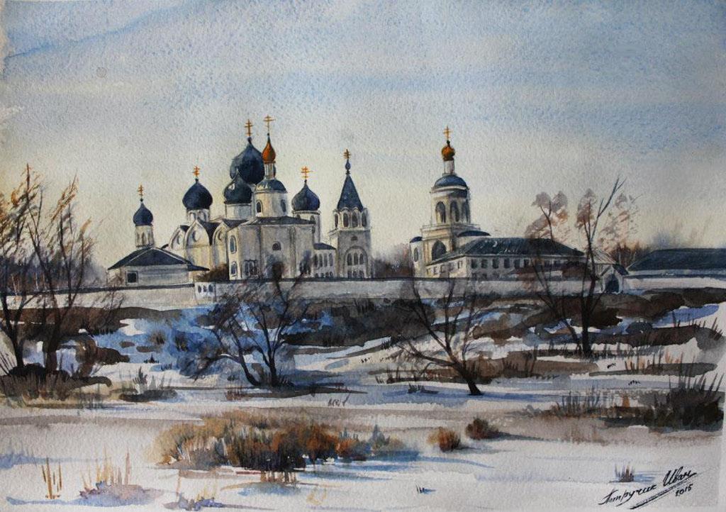 Петручик И. Боголюбский монастырь