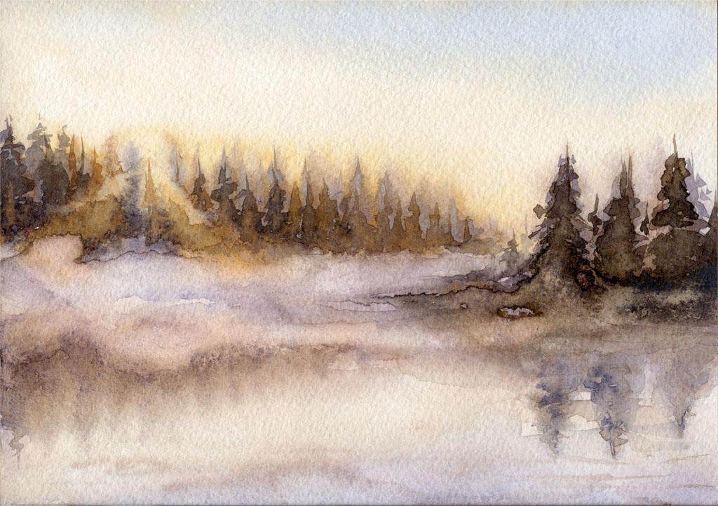 Петручик И. Полёт тумана