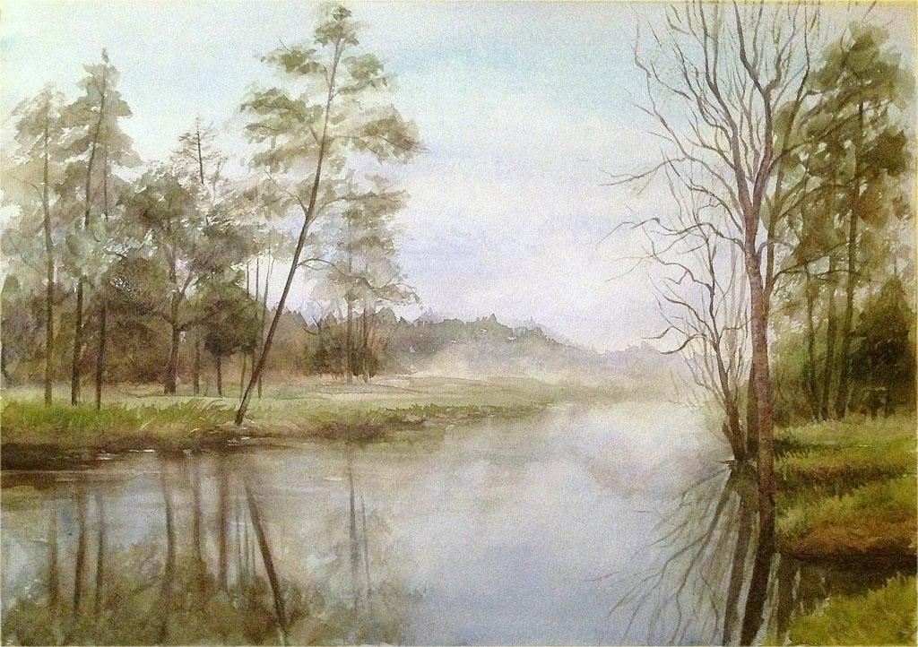 Петручик И. Там за туманами