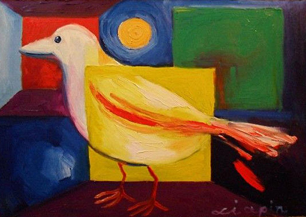 Ляпин А. Белая птица