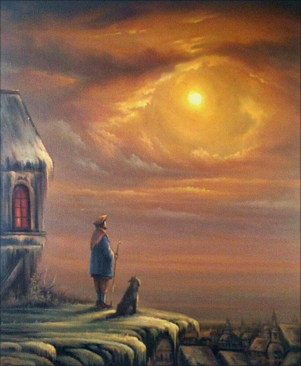 Салтавец А. Небесный пастух