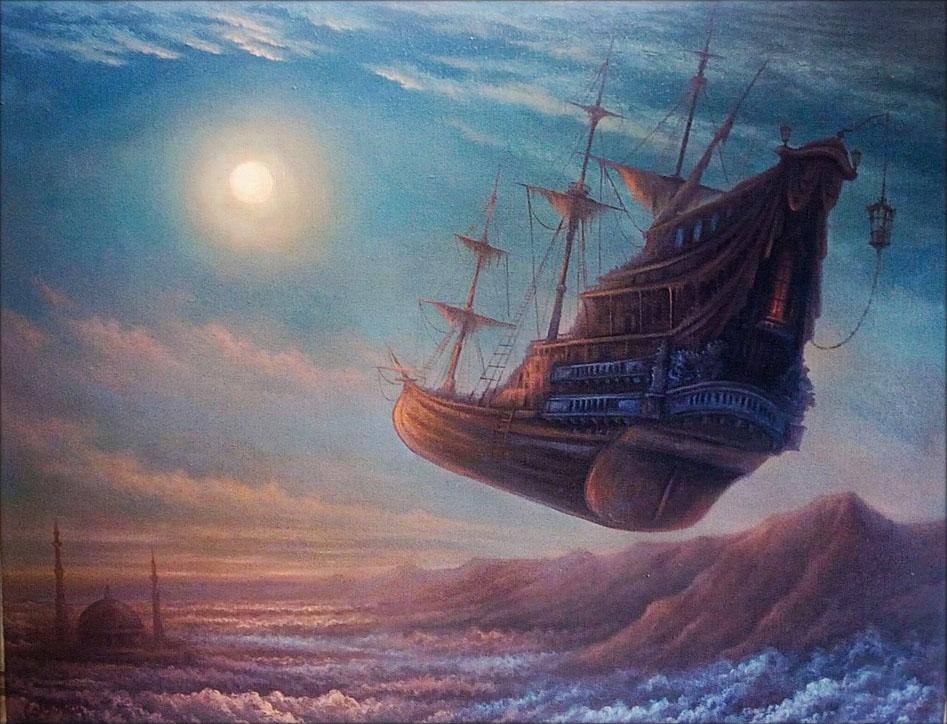 Салтавец А. Путь в родную гавань