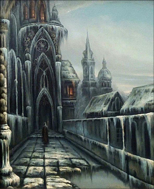 Салтавец А. Ледяное царство