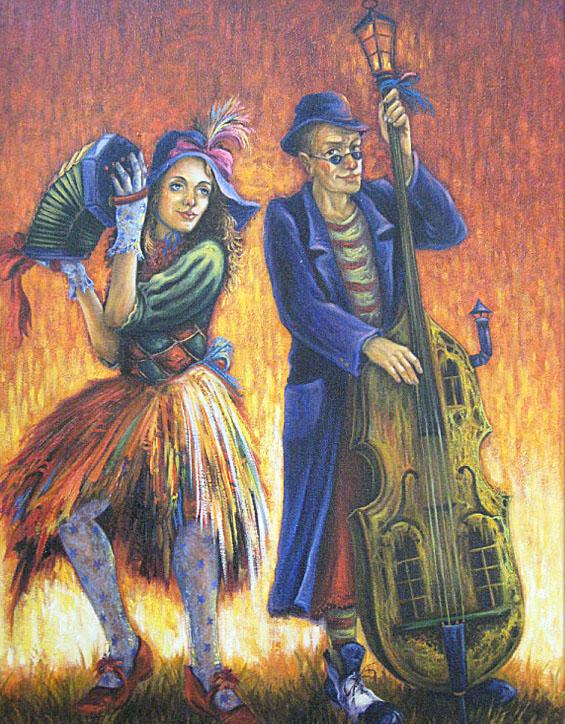 Салтавец А. Двое из джаза