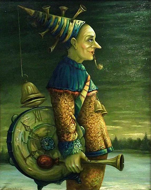 Салтавец А. Скоморох