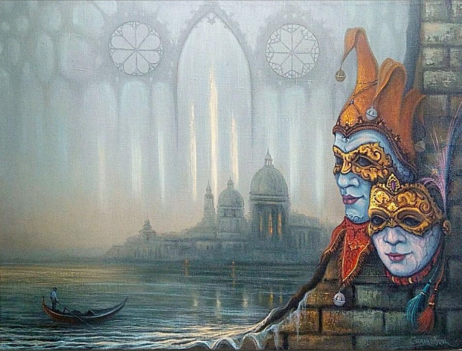 Салтавец А. Венецианский сон
