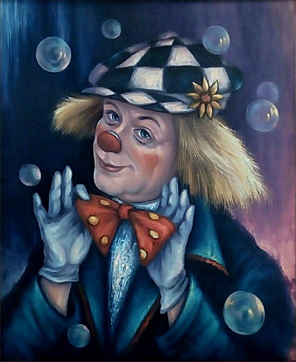 Салтавец А. Солнечный клоун