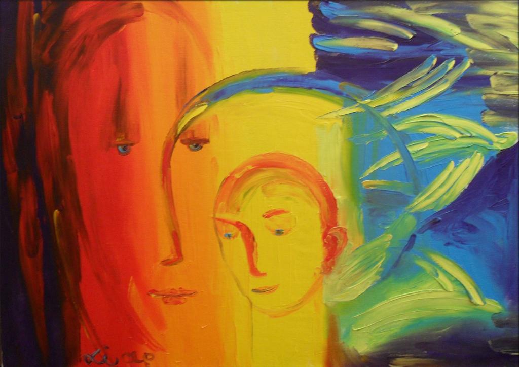 Ляпин А. Мама и Святой мальчик