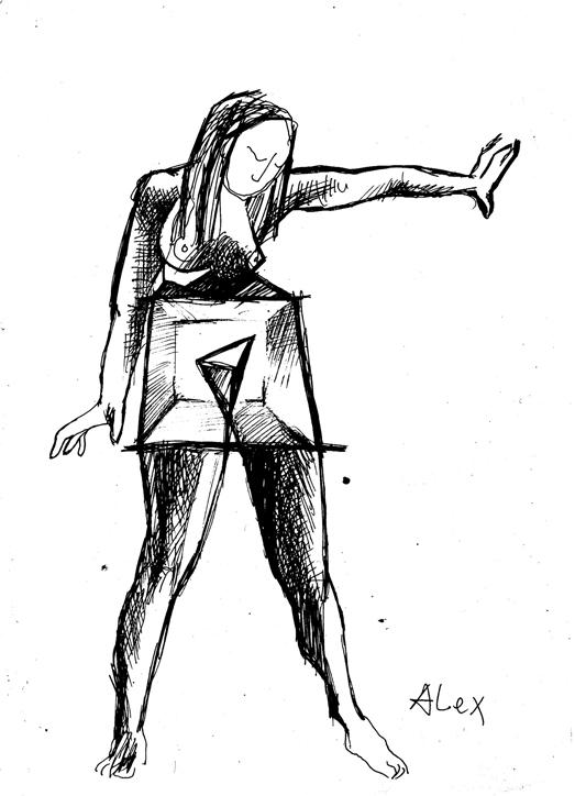 Ляпин А. Алмаз одинокой женщины