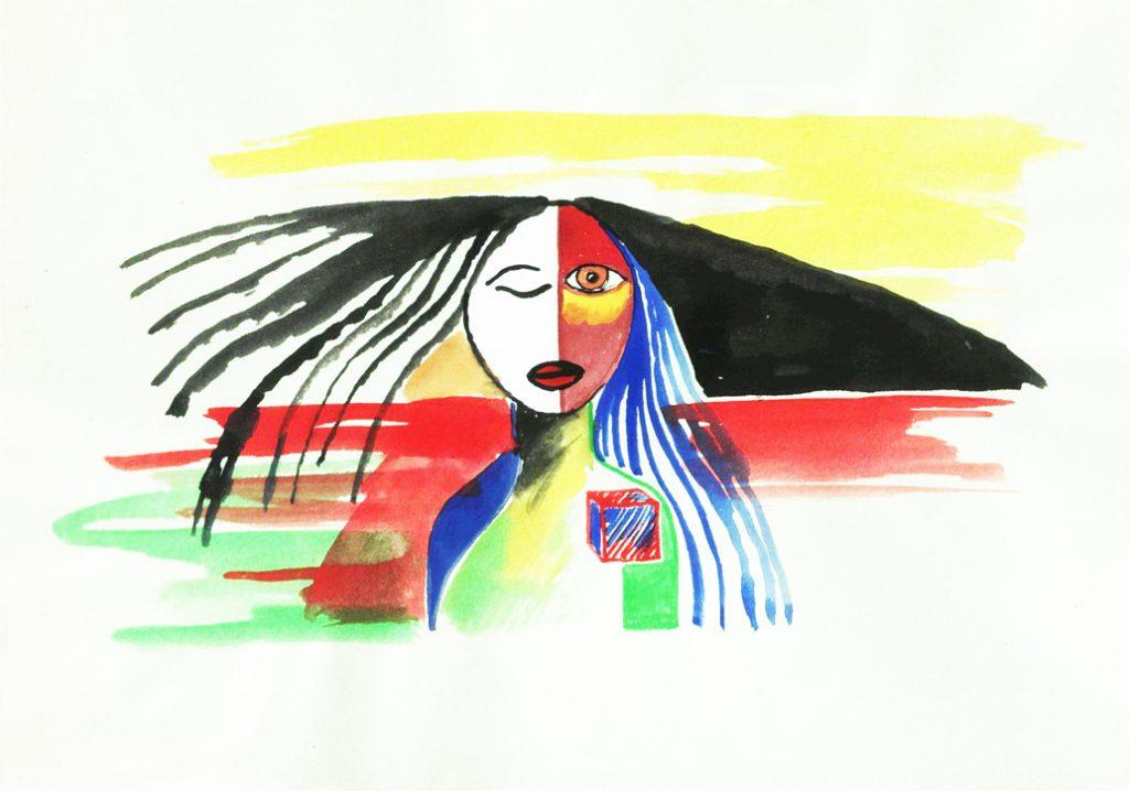 Ляпин А. Женщина – демон