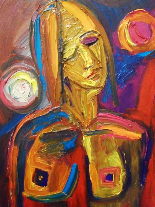 Ляпин А. Межпланетная женщина
