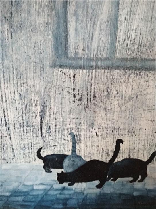 Котович Е. Кошки - это кошки
