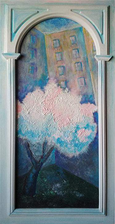 Котович Е. Деревьевые сны (диптих)