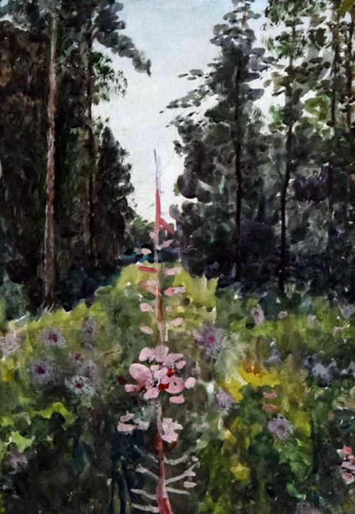 Киченок А. Царь-цвет