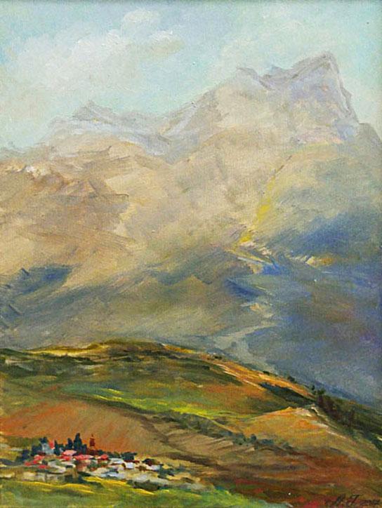 Гадирова А. Высокие Татры