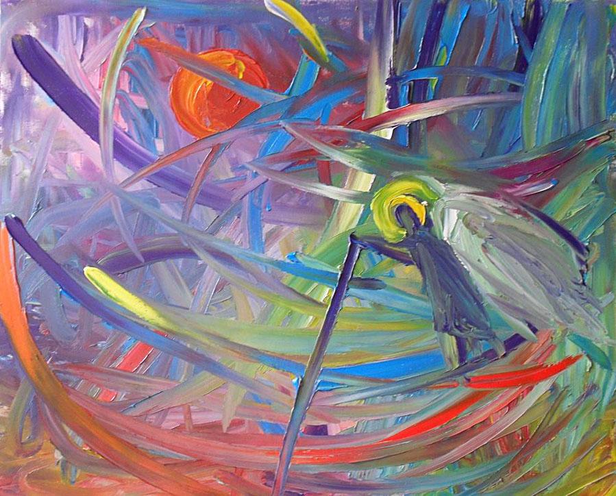 Ляпин А. Создание Вселенной из хаоса 2015